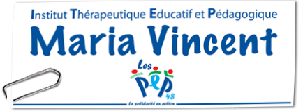 Institut Th�rapeutique Educatif et P�dagogique Maria Vincent - PEP 48 - Loz�re.